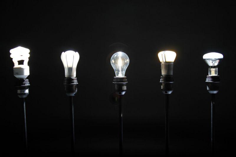 macam macam lampu