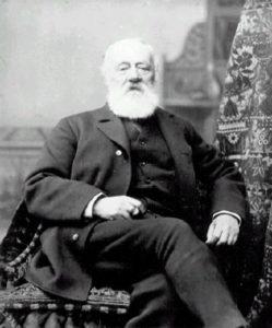 Penemu alat komunikasi Telepon Antonio Meucci
