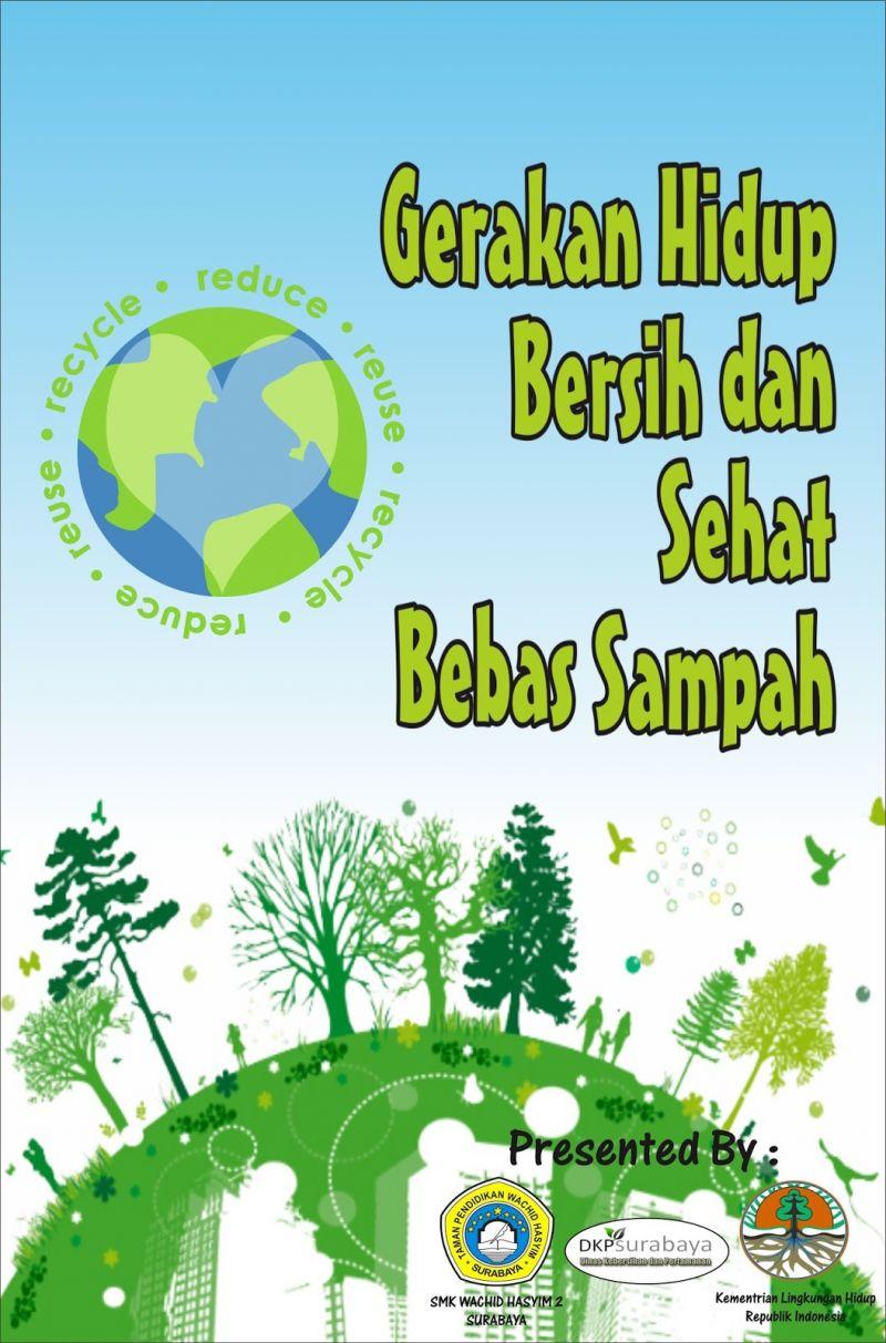 50 Contoh Poster dan Slogan Bertema Lingkungan [Menarik & Kreatif]