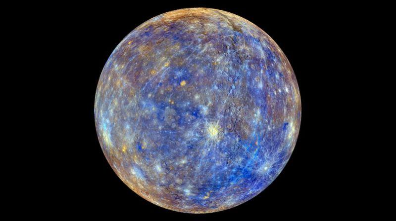cir ciri planet merkurius