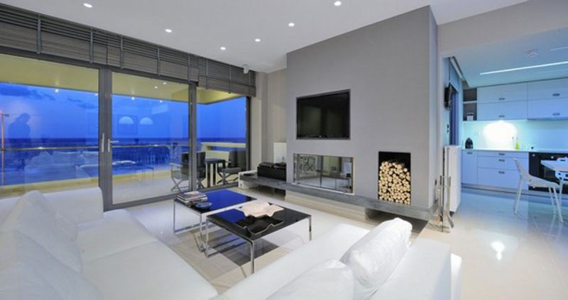 luxury modern home interior