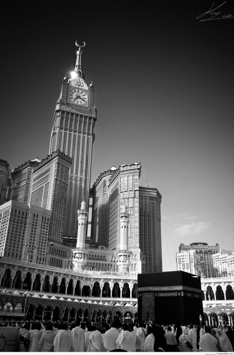 masjidil haram mekkah wallpaper