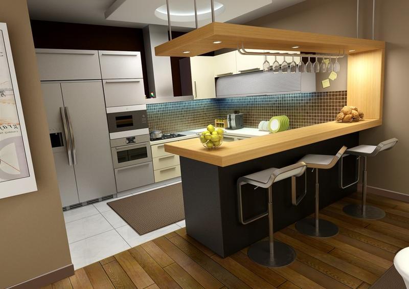 1. Menentukan Desain Dapur Minimalis