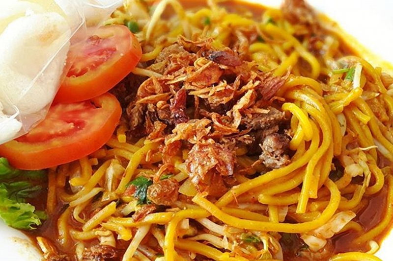 Kuliner Khas Mie Aceh