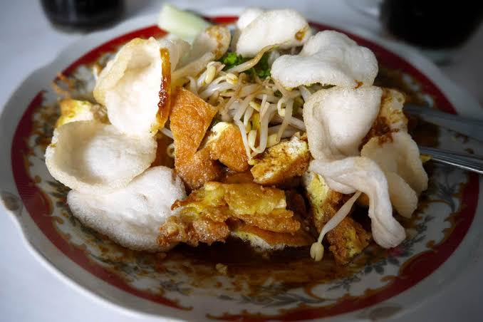 Tahu Lontong Lonceng - Kuliner Legendaris Malang