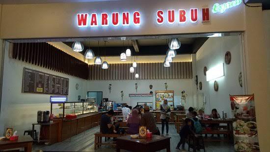 Warung Shubuh - Kuliner Malam Malang
