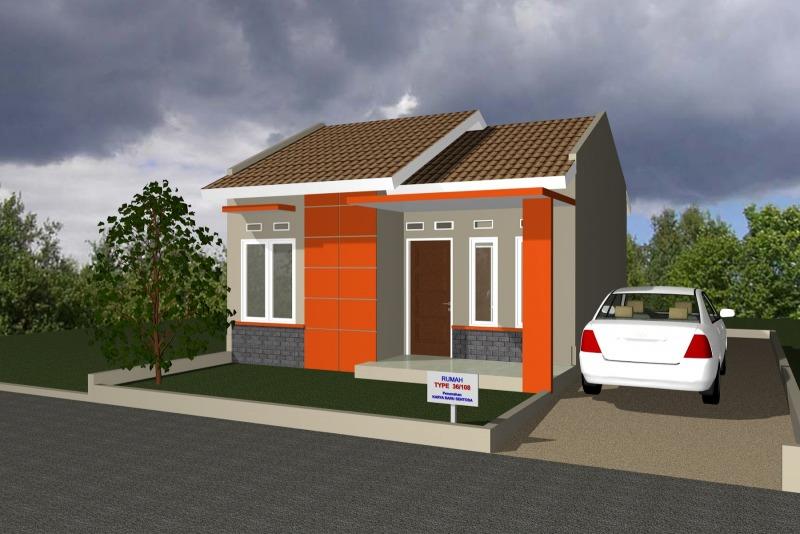 15 Desain Rumah Minimalis Type 36 Serta Denah dan Fasad ...