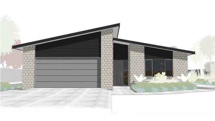 Rumah Minimalis dengan Desain yang Simpel