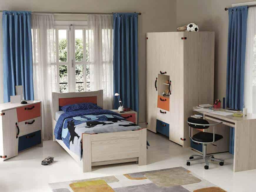 3. Sebuah Karpet Sebagai Tempat Bermain